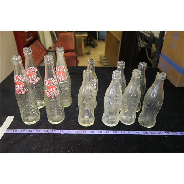 Lot of Coke & Pop House Saskatoon Bottle