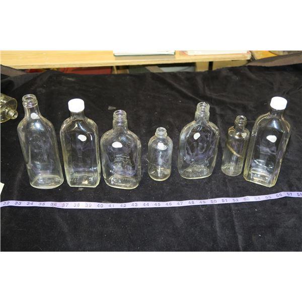 Lot Misc. Bottles