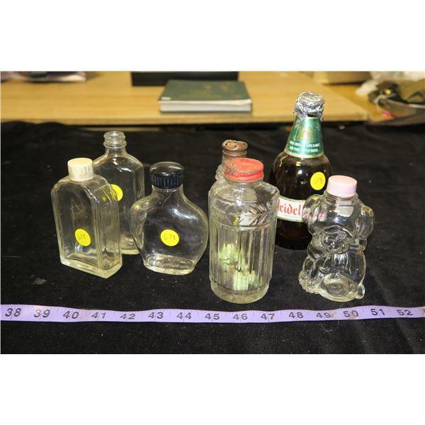 Lot of misc. Bottles