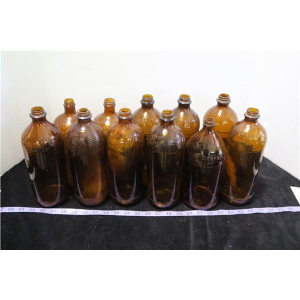 Lot of Javex Bottles