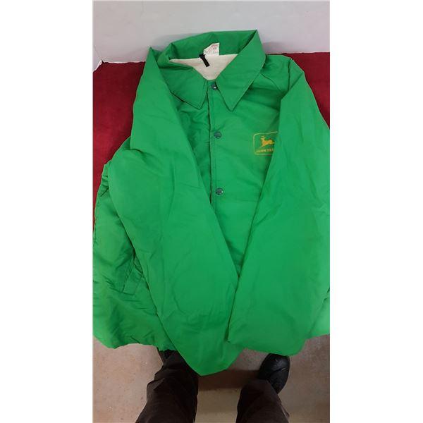 Vintage John Deere Jacket Sz. Medium