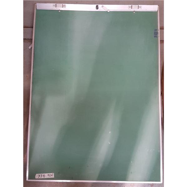 Easel Type Chalkboard (Missing Parts)