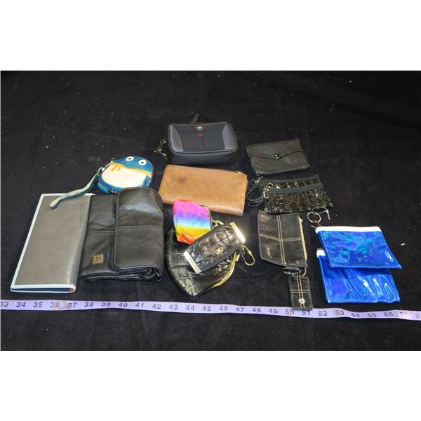 Lot of Bags/Pouches