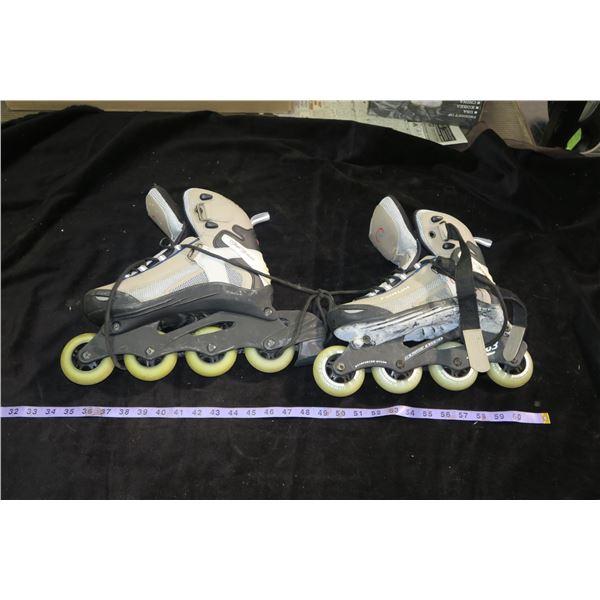 Inline Skates, Size:8