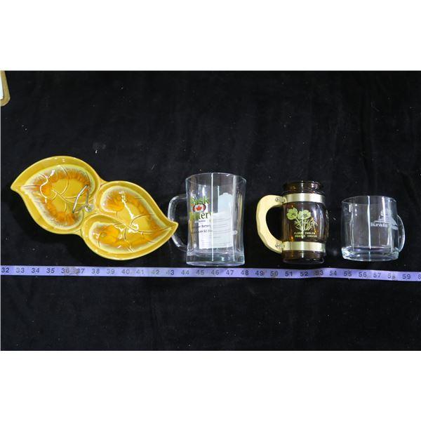 Lot Misc. Glassware/Dishware