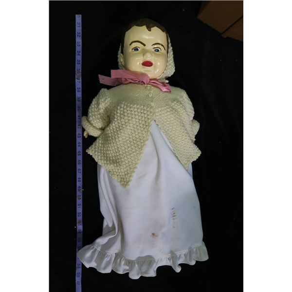 Painted Face Doll (Plastic)