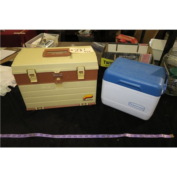Tackle Box & Cooler