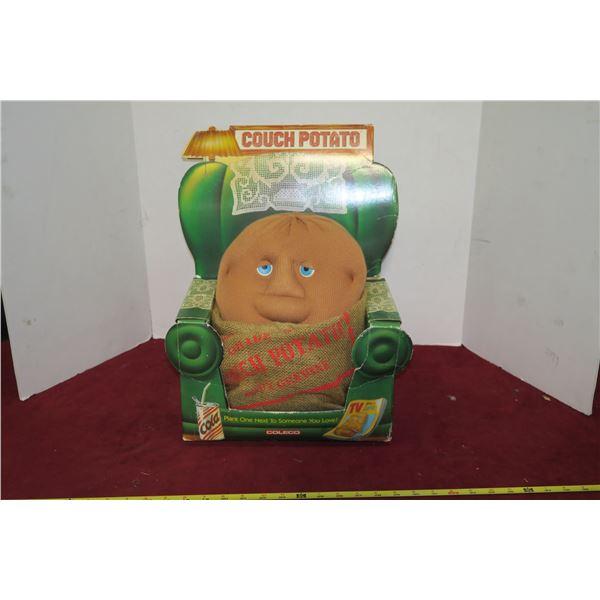 Couch Potato Plush