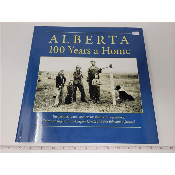 Alberta 100 years