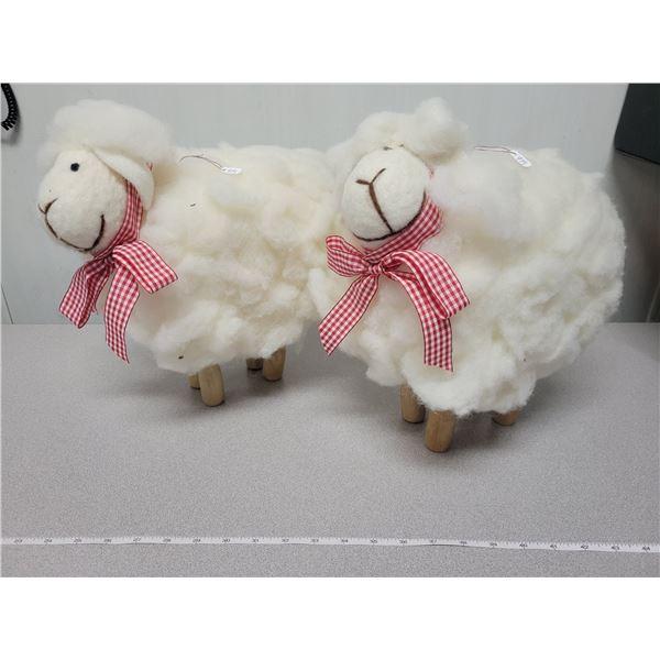 Pair sheep