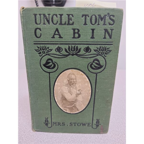 Uncle Tom's Cabin 1911 book