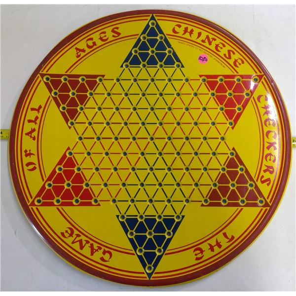 Chinese Checkers/Chess Board