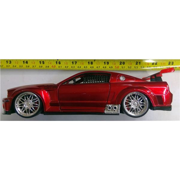 Mustang GTR Conceptor 1/24 Scale