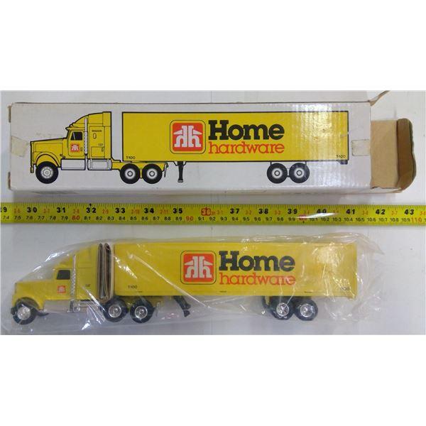 NIB 1/64 Scale Home Hardware Transport Truck