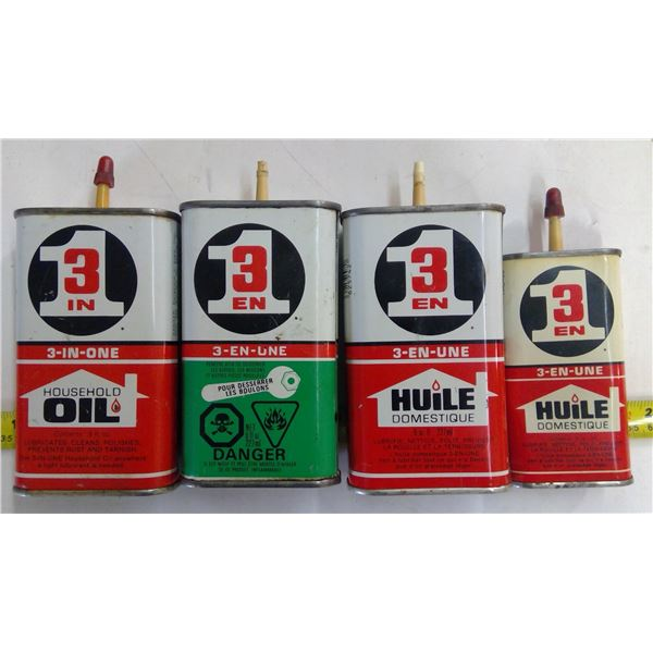 4 - 3in1 Handy Oilers