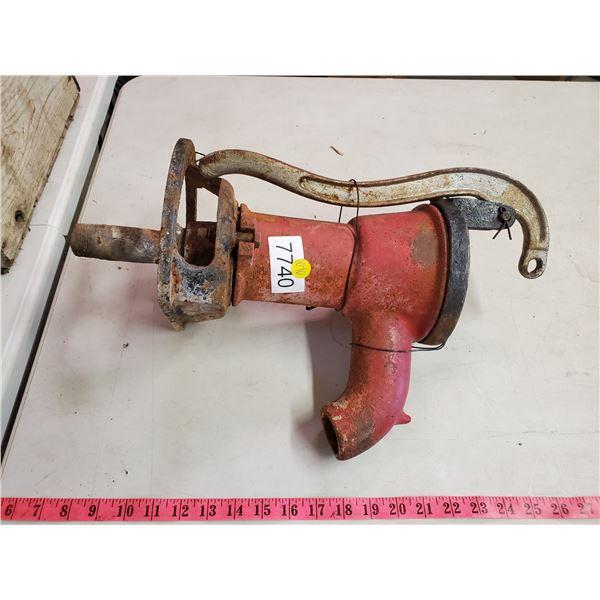 "cast well pump ""monarch machinery"""