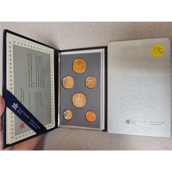 1990 Specimen Set