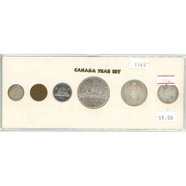 1965 Canada year set