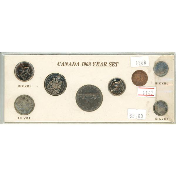 1968 Canada year set