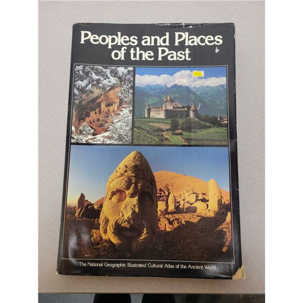 People & Places of the Past hard cover book