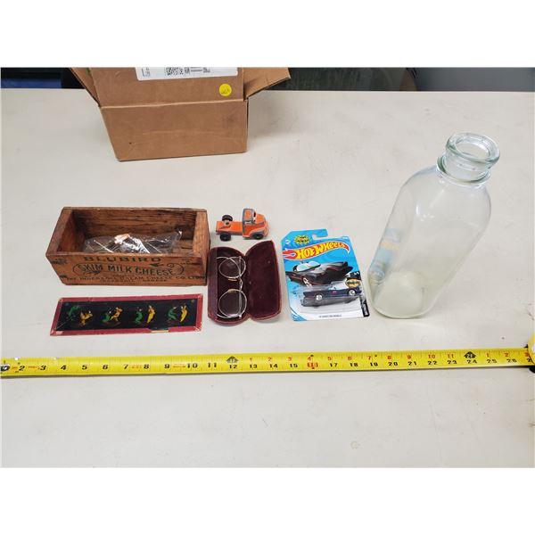 junk drawer vintage items