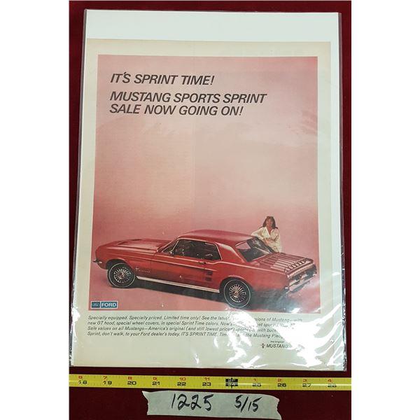 Mustang Advertising Pc.