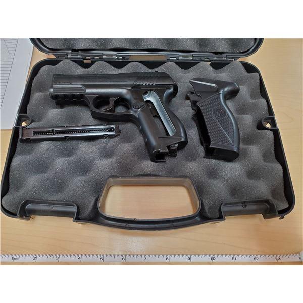 BB pistol & case