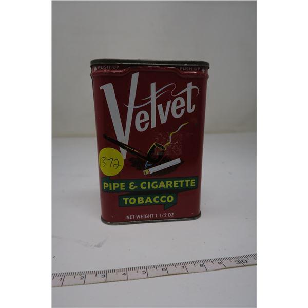 Tobacco Tin Velvet