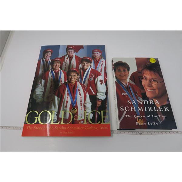 2 X Sandra Schmirler Books