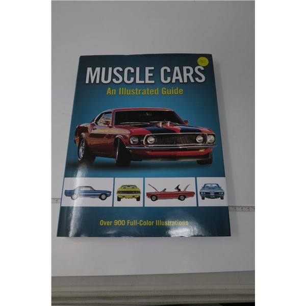 Muscle Cars Book