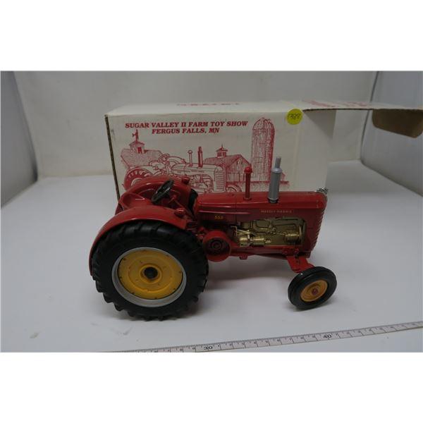 Sugar Valley II Tractor Toy 1996