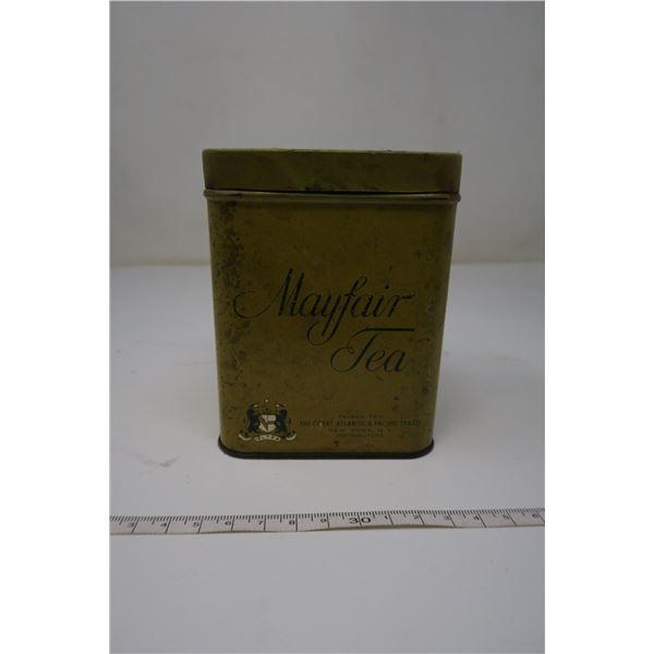 Mayfair Tea Tin
