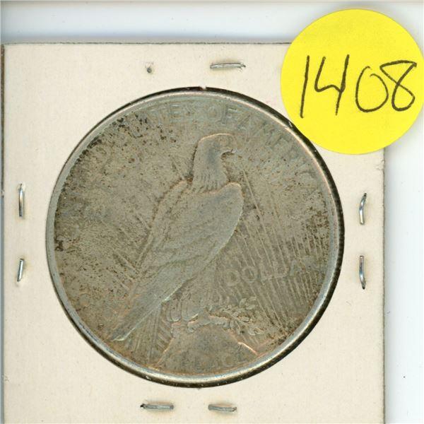 1922S US Piece Dollar