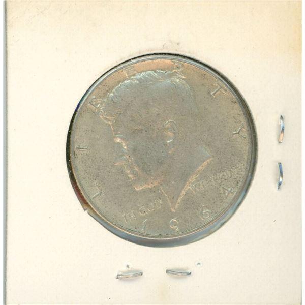 1964 USA Half Dollar