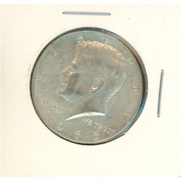 1965 USA Half Dollar