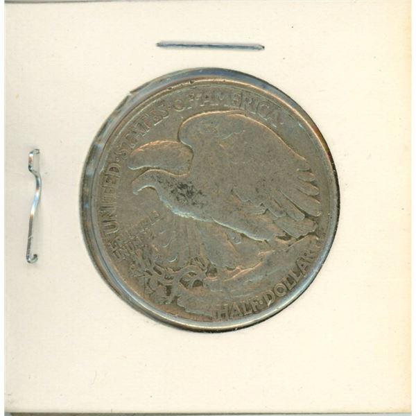 1946 USA Half Dollar