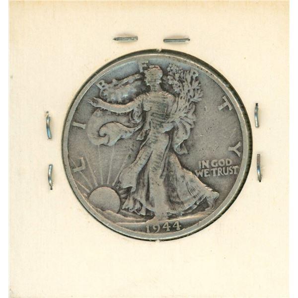 1944 USA Half Dollar