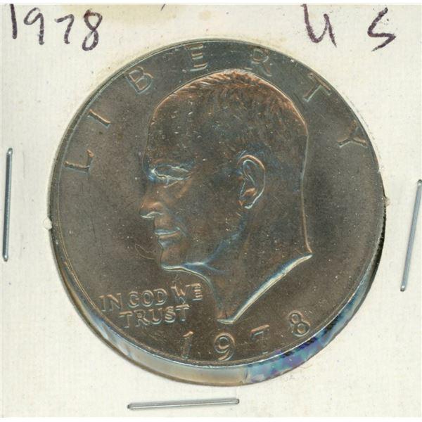 1978 USA One Dollar Coin