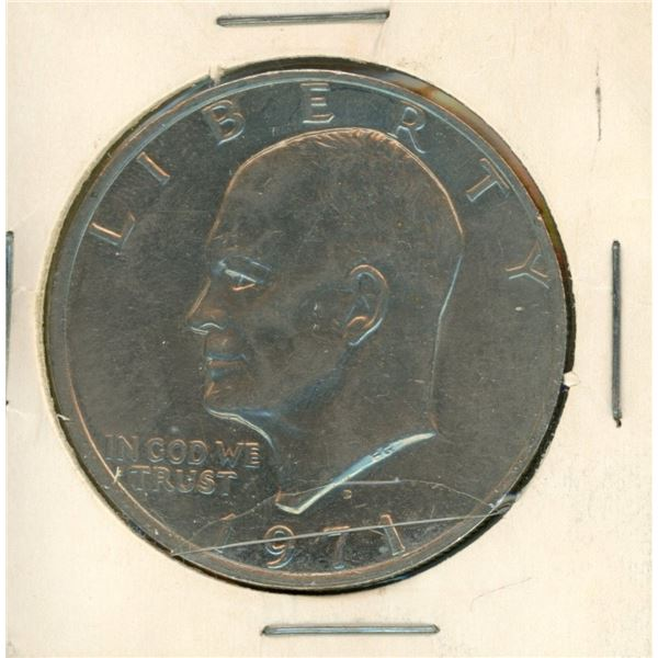 1971 USA One Dollar Coin