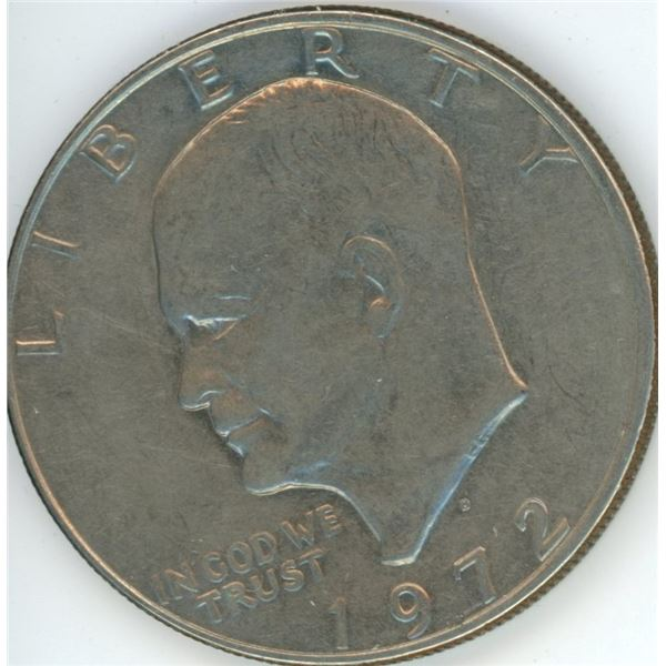 1972 USA One Dollar Coin