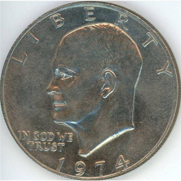 1974 USA One Dollar Coin