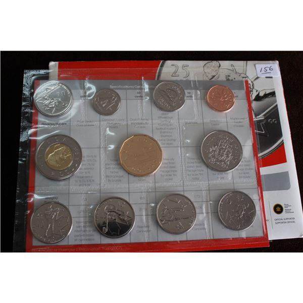 Canada Coin Set  - 2007 Special Edition (11 coins); BU