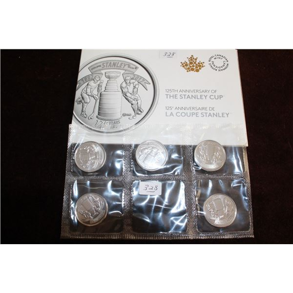 Lot of 2 - 12 pack Arctic Expedition Circulation Coins
