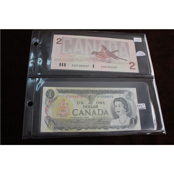 Canada Radar Bills (2)