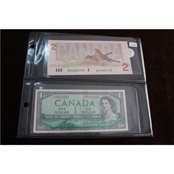 Canada Fancy Serial Numbers (2)