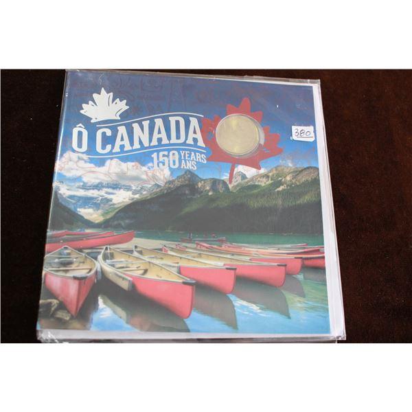 Canada Coin Set - 2017