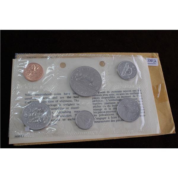 Canada Proof Mint Set - 1969