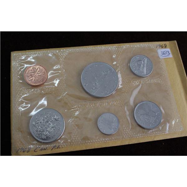 Canada Proof Mint Set - 1968