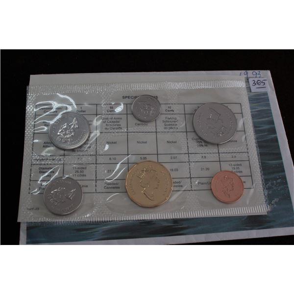 Canada Proof Mint Set - 1993