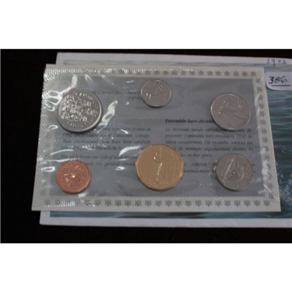Canada Proof Mint Set - 1992